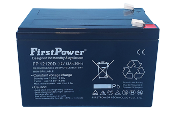 Ắc Quy FirstPower FP12120D
